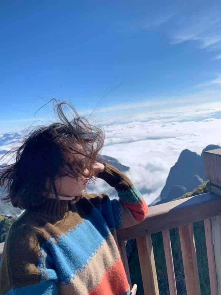 Chinh phục Fansipan để săn mây và ngắm mây