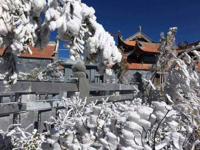 Du lịch Sapa ngắm tuyết rơi