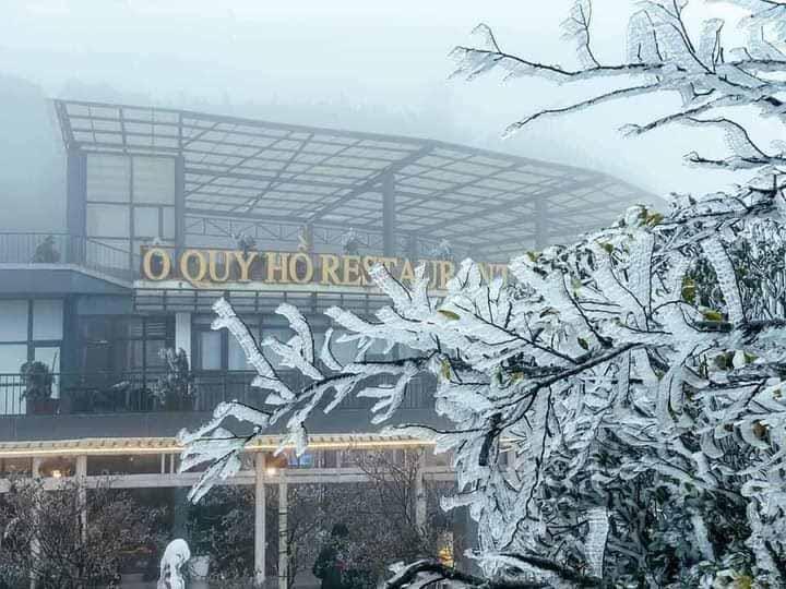 Ô Quy Hồ, Sapa - Mùa tuyết rơi