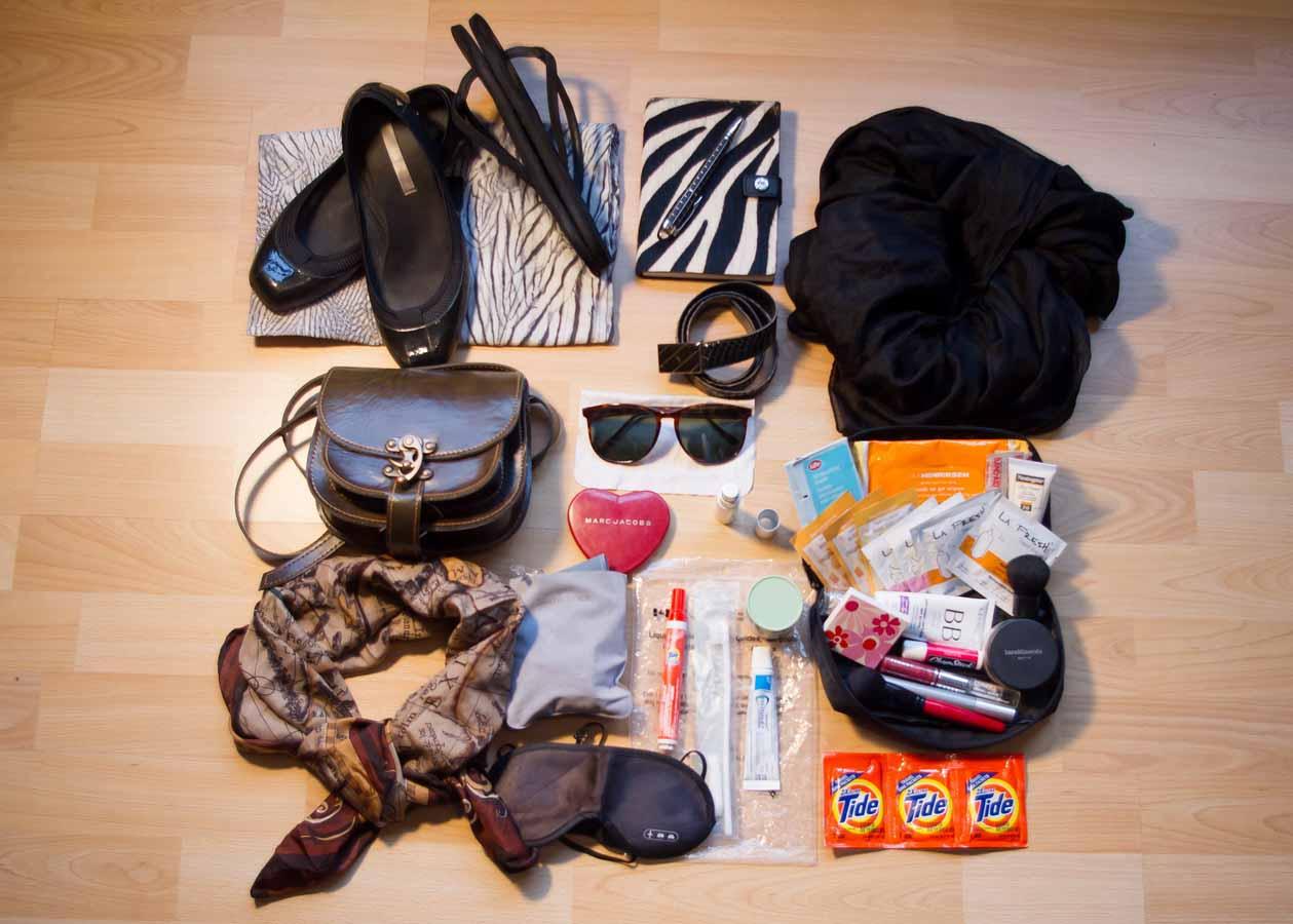 Hành lý đi du lịch Sapa tháng 6