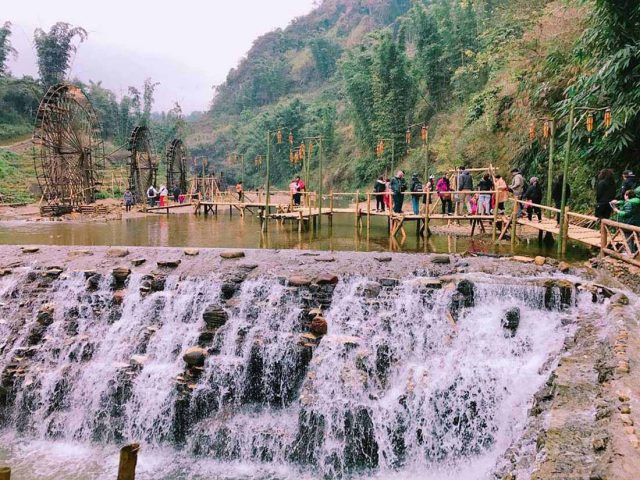 Bản làng Cát Cát còn giữ nguyên vẻ đẹp hoang sơ, nguyên bản Sapa