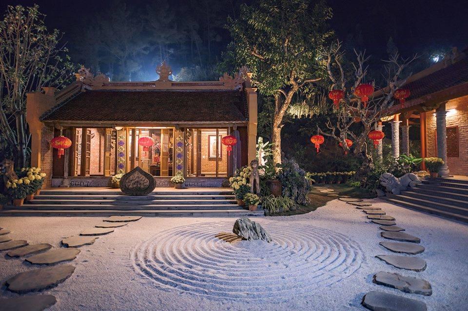 Thăm quanchùa Địa Tạng Phi Lai