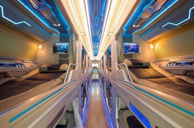 Du lịch Sapa bằng xe giường nắm