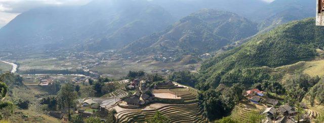 Thung lũng Mường Hoa- hòn ngọc xanh giữa núi rừng Sapa