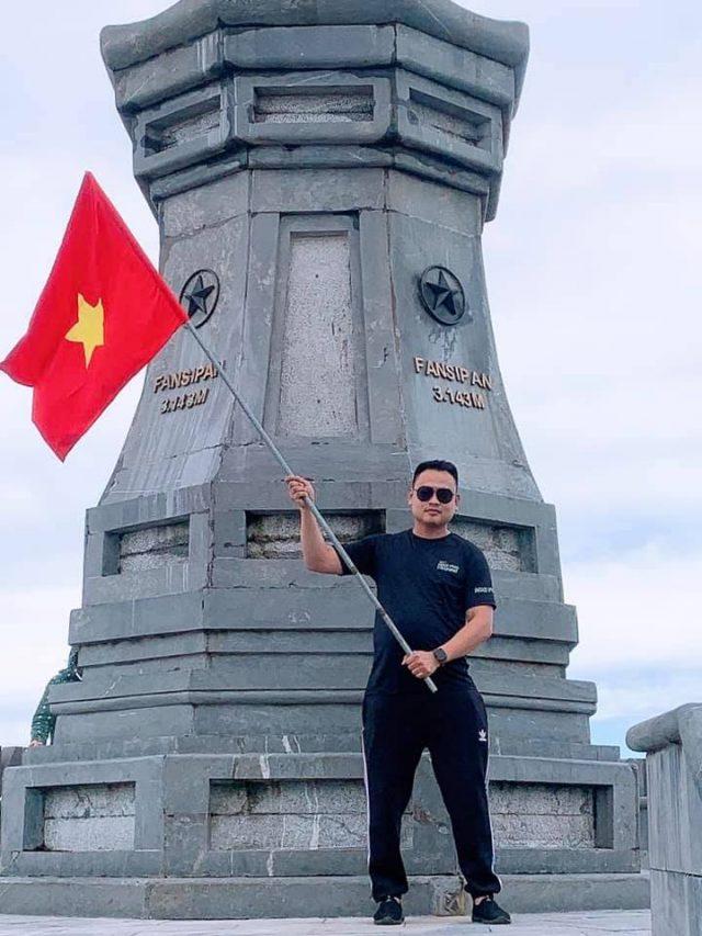 chinh phục nóc nhà Đông Dương- Fansipan