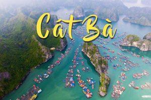 Du lịch Cát Bà – Vịnh Lan Hạ 3N2Đ trọn gói giá chỉ từ 2,5 triệu