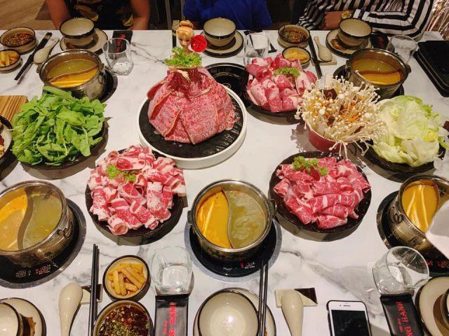 Hotpot Hồng Hạnh cực ngon