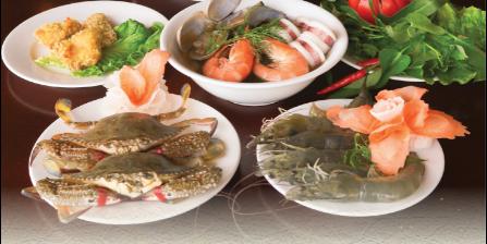Ăn Hải sản tươi ngon ở Sen Á Đông khi đi du lịch Hạ Long