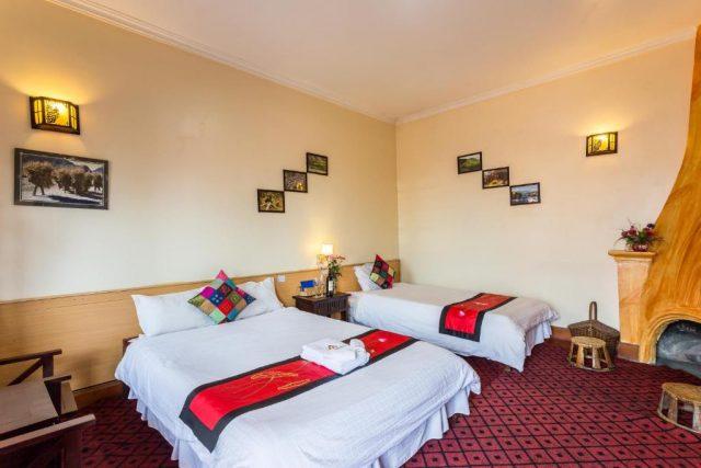 Đặng Trung Hotel- cho bạn những giấc ngủ ngon ở Sapa