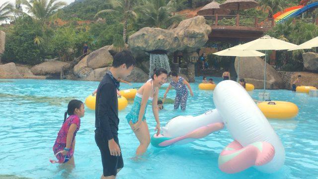 Thư giãn ở suối khoáng nóng thần tài khi đi du lịch Đà Nẵng